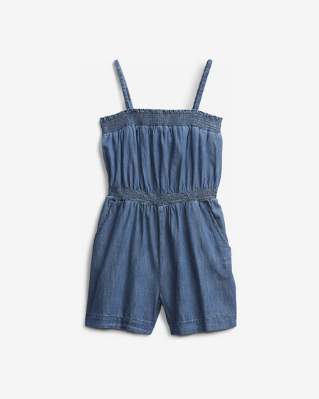 GAP Strappy Smoked kids Jumpsuit