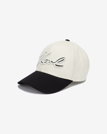 Karl Lagerfeld New Signature Cap