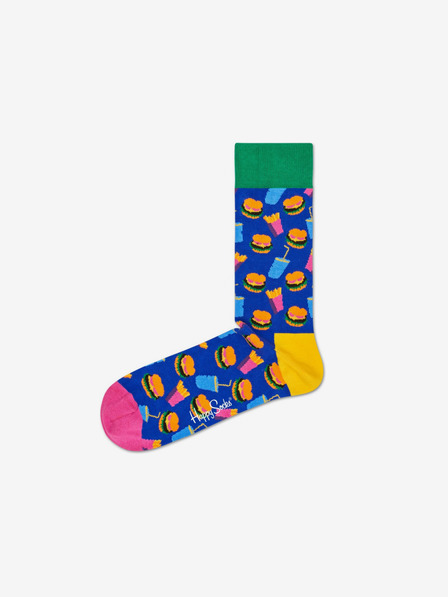 Happy Socks Hamburger Socks