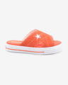 Converse One Star Slippers