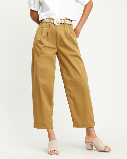 Levi's® Pleated Balloon Trousers