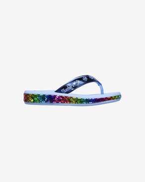 Skechers Sunshines Mermaid Dreams Kids Flip-flops